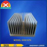 Dissipatore di calore della lega di alluminio per il convertitore di frequenza