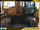 El excavador usado 320c, excavador usado de la oruga 320c, 320c de la correa eslabonada utilizó el excavador de la correa eslabonada del gato