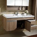 Vanité en bois en bois solide de 47 pouces avec le Module de miroir et le Module de côté