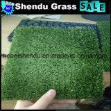 Салатово и темнот - сбывания ковра травы зеленого цвета 10mm горячие