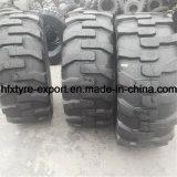 굴착기 타이어 16.9-24 19.5L-24 관이 없는 타이어, Asolus 상표 R-4 패턴, OTR 타이어