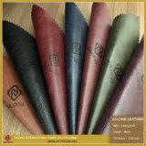 Het buitensporige Kunstmatige Leer Van uitstekende kwaliteit van de Katoenen Verandering Pu van de Pers (S343125PC)