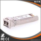 Erstklassiger 10GBASE SFP+ DWDM optischer Lautsprecherempfänger 1535.04nm 80km SMF