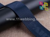 Broche jacquard en nylon de 38 mm avec logo personnalisé pour sangle sac