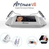 De hoogste Machine van de Make-up van Artmex van de Kwaliteit V8 Digitale Permanente