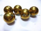 1,5Mm-11.1125mm Non-Magnetic Esfera de latão para Formato Electrónico