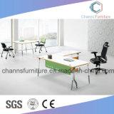 Escritorio ejecutivo con estilo modificado para requisitos particulares fábrica de los muebles de la oficina