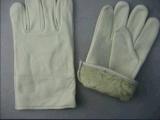 Козы кожаные перчатки-7335 работы водителя