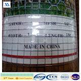 Ячеистая сеть 25X25mm фабрики покрынная PVC сваренная 25X50mm