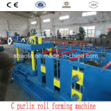 Roulis de Purlin de C formant la machine