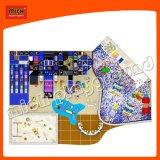 Neuer Entwurf 2016 des Innenkleinkind-weichen Plastikspielplatzes für Kinder
