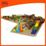 Структура игры мягкой игры малышей крытая ягнится крытая спортивная площадка