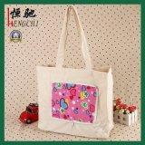 Full Color Printing Reclame Women Handle Tote Bag