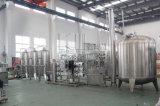 Полное заполнение воды производственной линии