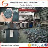Película de polietileno plástica que recicla la máquina de la granulación
