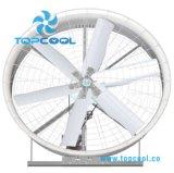 """O ventilador do painel de fibra de 36"""" para o gado e Aplicação Industrial"""
