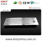IP65 Componente de teclados metálicos de aço inoxidável (KMY299B-1)