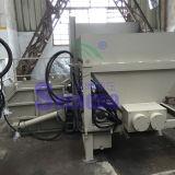 Máquina de aço do carvão amassado do cobre automático horizontal do ferro fundido (CE)