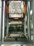 A máquina vertical da injeção para fazer Soes Outsole gosta de TPU, Tr, PVC