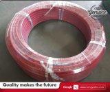 Boyau flexible noir en caoutchouc d'eau de lavage de véhicule de qualité des prix les plus inférieurs de la Chine