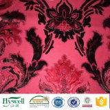 Tessuto della coperta del velluto di tocco morbido della stampa