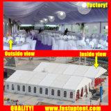 Les décideurs fête de mariage tente de renom de l'événement pour 800 personnes places Guest