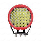 La Ronda de 8 pulgadas LED rojo de la luz de conducción CREE IP67 de 160W