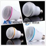 Slimme Home Lighting met Speaker Bluetooth 4.0 de Afstandsbediening LED Bulb APP Available van Wireless RGBW