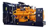 ガスの発電機セット