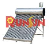 Kompakter nicht druckbelüfteter Solarwarmwasserbereiter
