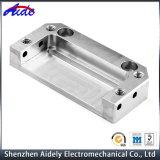 Peças fazendo à máquina do metal de alumínio feito sob encomenda do CNC da precisão para instrumentos óticos