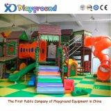 Cour de jeu d'intérieur molle de structure d'intérieur intéressante pour des enfants