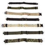 Fascia di vita tessuta della tela di canapa polizia/dei militari