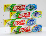 Pasta de dentes( embranquecimento de dentes, fluoretos de dentes, creme dental de ervas, refrescante dentes)