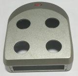 Hoge Precisie CNC die het Duidelijke Anodiseren van het Aluminium machinaal bewerkt