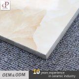 Lucentezza di formato su ordinazione delle mattonelle di ceramica l'alta ha lustrato i disegni d'imitazione di marmo delle mattonelle di pavimento del corridoio del passaggio pedonale