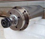 彫版CNCのルーター機械を切り分ける鉄