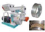 Virious de alta calidad de pellets de madera de la capacidad del molino de prensa