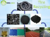 Dura-Shred Ambiental alta calidad Tire Recycling Line (TR1740)