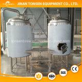 1bbl、3bbl、5bbl、7bblの、ISO潰し、発酵するか、またはビール醸造所機械セリウム10bblオオムギ、米、トウモロコシはチーナンTonsenを証明した