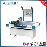 CNC van Ruizhou de Scherpe Machine van het Leer
