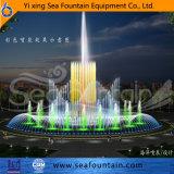 Открытый дизайн Seafountain светодиодный индикатор декоративные Музыкальный фонтан у бассейна