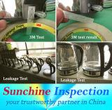 De Diensten van de Inspectie van het product in Zhengzhou/hoogst-Opgeleide Ervaren Inspecteurs