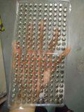 Lr55 L1121 AG8 1.5V 42mAhアルカリボタンのセル一次乾電池