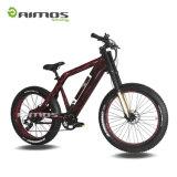 Vélo électrique de gros pneu du modèle 1000W de mode d'AMS-Tde-Sr