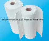 Papel de fibra de cerámica para el aislante del horno