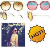 Lunettes de soleil de mode en gros Derniers modèles Lunettes de soleil UV 400 Ce Lunettes de soleil