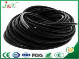 Cuerdas de goma negras del OEM FKM/Viton de la alta calidad &Sealing tiras