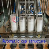 Materiale da otturazione automatico del coperchio di alluminio pretagliato fatto a macchina in Cina