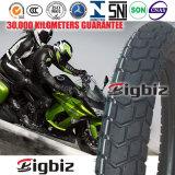 El 55% de contenido de caucho de neumáticos 110/90-17 Motocicleta/neumático a Europa